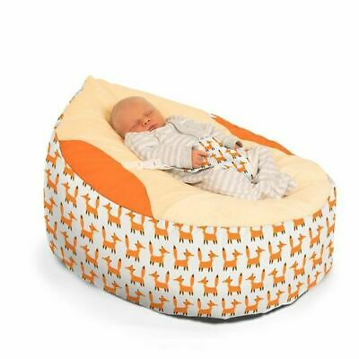 Tremendous Baby Bean Bag Cuddle Seat Soft Adjustable Harness Luxury Gamerscity Chair Design For Home Gamerscityorg