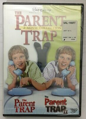 The Parent Trap Two-Movie Collection The Parent Trap / The Parent Trap II