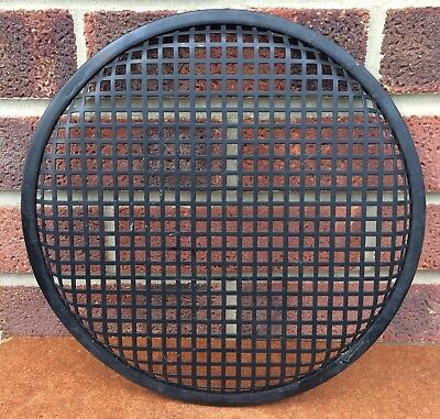 GTC Speaker Grilles 6 & 12 Inch Thick Quality Steel.