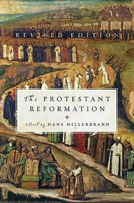 NEW The Protestant Reformation By Hans J Hillerbrand Paperback Free Shipping