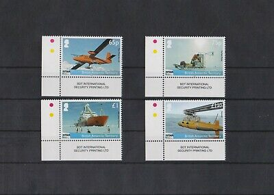 British Antarctic Territory 2014 ISTAR set  MNH per scan