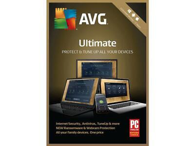 Avg Ultimate 2019, 2 Year For Unlimited Devices⚡Download⚡Windows⚡Mac⚡Android