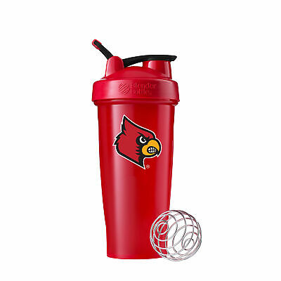 Blender Bottle Collegiate Shaker Bottle - Louisville