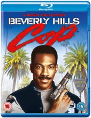 Eddie Murphy, Ronny Cox-Beverly Hills Cop: Triple Feature Blu-ray NEW