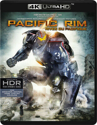 Pacific Rim (Bilingual) (UHD + Blu-Ray + UV Di New Blu