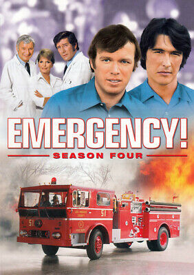 Emergency - Season 4 (Keepcase) (Canadian Rele New DVD