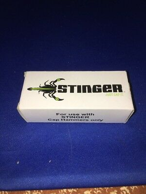 "stinger A-11 3/8"" x 3/8"" coated staples 2016 pcs"
