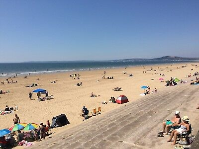 Self Catering Holiday House Next To Sandy Beach Nr Swansea Wales 12th-19th  July