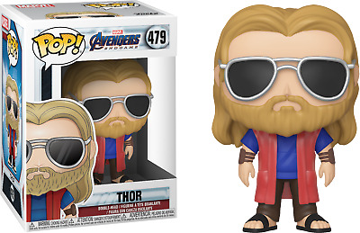Funko Pop! Avengers 4: Endgame - Thor Casual #479 Exclusive AVAILABLE