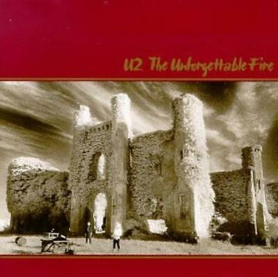 U2 : The Unforgettable Fire CD