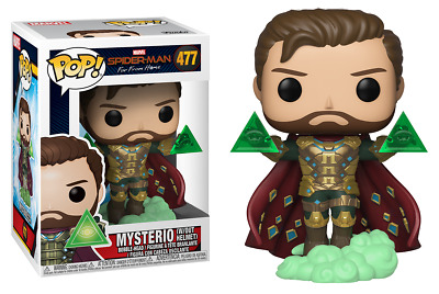 Funko Pop! Spider-Man: Far From Home - Mysterio Unmasked #477 Exclusive