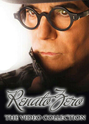 Renato Zero - The Video Collection (3 DVD)