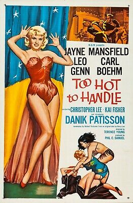 too hot to handle 1960 dvd