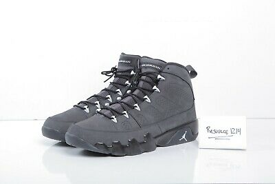 f555aa237c66bb Nike Retro Air Jordan 9 Anthracite size 13 pre-owned PADS with OG box