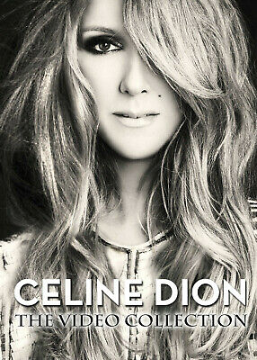 Celine Dion - The Video Collection (5 DVD)