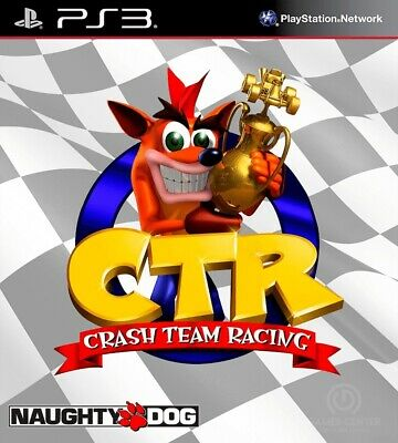 Crash Team Racing ✅ CTR ✅ Play Station 3 ✅ Amazing game ✅ Retro GAME ✅✅ Ps3