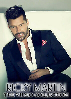 Ricky Martin - The Video Collection (3 DVD)