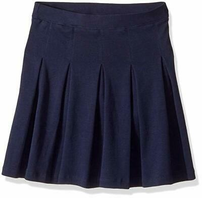 a2deba3ac NWT Gymboree Girls Navy Blue School Uniform Knit Skirt w/Shorts Skort 4 5 6