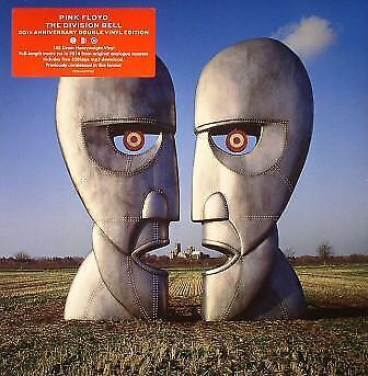 Pink Floyd - The Division Bell - 2 Vinili (20th anniversary edition)