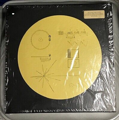 Space Exploration NASA VOYAGER GOLDEN RECORD SOUNDS OF EARTH 11X14 PHOTO
