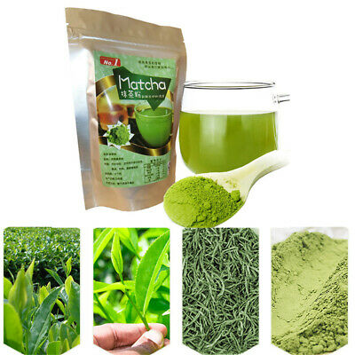 Japanese Organic Matcha Green Tea Powder Drink Japan Natural Premium Detox 80g