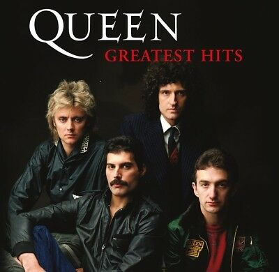 QUEEN - GREATEST HITS D/Remaster CD ~ BEST OF ~ FREDDIE MERCURY~BRIAN MAY *NEW*