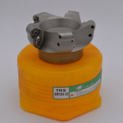 1pcs TRS 8R-63-22-4F indexable face milling cutter 4 Flute FOR RDMW1604MOE....