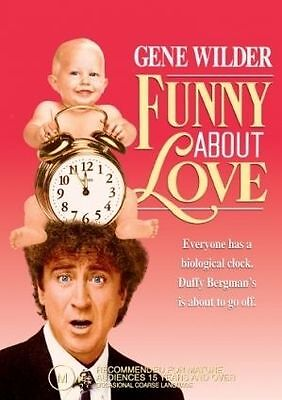 Funny About Love (DVD, 2011) Region 4 Comedy DVD Rated M Brand NEW and Sealed