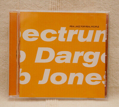 Jazz Spectrum CD Compiled By Dr Bob Jones & Keb Darge - BBECD0016
