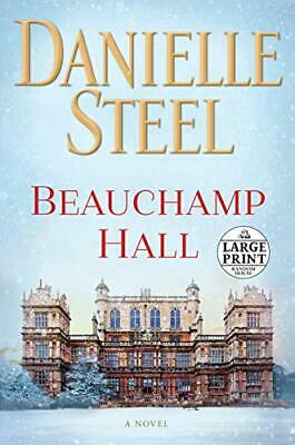 Beauchamp Hall by Steel, Danielle Book The Fast Free Shipping