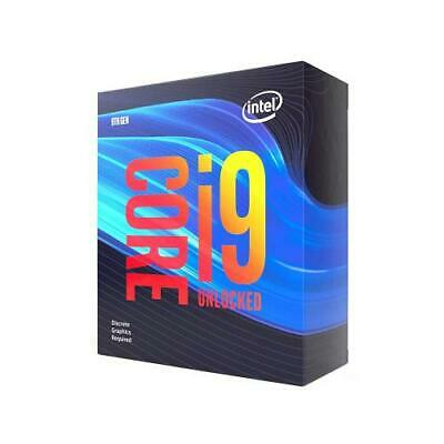 Intel Core i9-9900KF Desktop Processor - 8 cores And 16 threads - Up to 5 GHz Tu