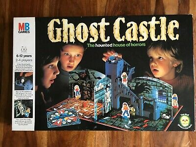 Ghost Castle The Haunted House of Horrors 1985 Choose Your Spare Part