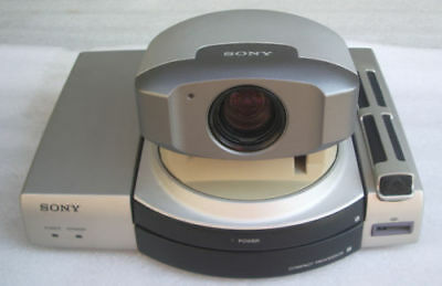Sony PCS-P160P Video Conference System ISDN Camera Compact Processor No extras