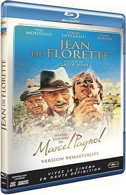 Jean de Florette  [Blu-ray + DVD]  Version remasterisée  /  NEUF cellophané