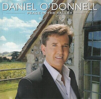 Peace In The Valley Daniel O'Donnell - NEW Music CD Compact Disc