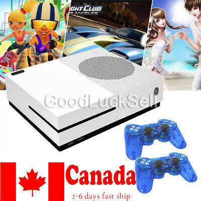 Classic Retro Game Console Built-in 600 Games TV HDMI Output 2 Joystick Home SD