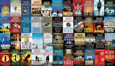 Clive Cussler - Complete Collection of 74 Audiobooks ( MP3 ) Unabridged