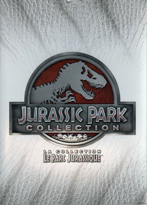 Jurassic Park Collection (Bilingual) New DVD