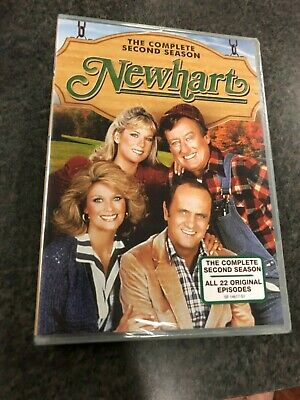 Newhart: The Complete Second Season [New DVD] Boxed Set