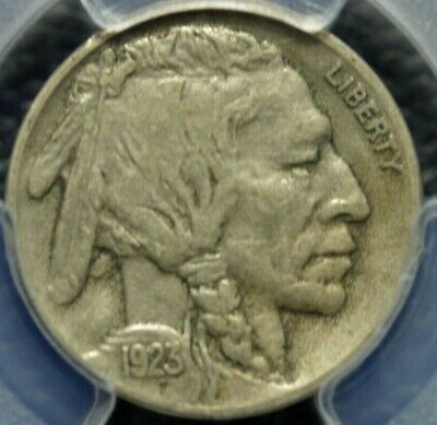 1923-S Buffalo Nickel PCGS VF 25 ( Part of a complete collection )