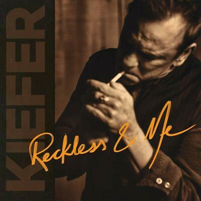 Kiefer Sutherland - Reckless and Me Signed CD - RARE NEW SS