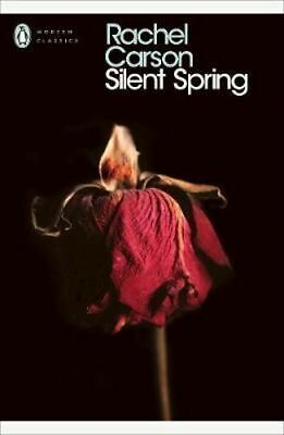 NEW Silent Spring By Rachel Carson  Paperback Free Shipping