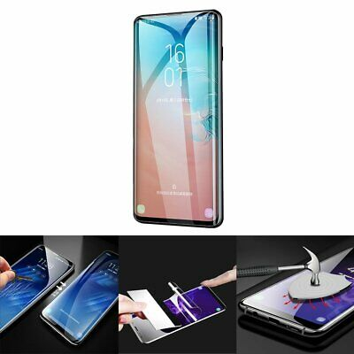 Hydrogel Membrane Full Cover Screen Protector for Samsung Galaxy S10/S10 Plus ZT