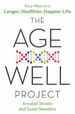 NEW The Age-Well Project By Annabel Abbs Paperback Free Shipping