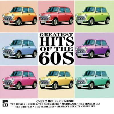 Various Artists - Greatest Hits of the 60s (1960s, ... - Various Artists CD MOVG