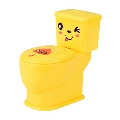 Mini Prank Squirt Spray Water Toilet Tricky Toilet Seat Funny Gifts Jokes To 4S3