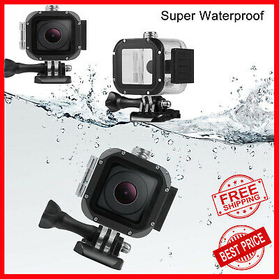 New GoPro Hero Session Waterproof Action Camera Bundle with Accessories