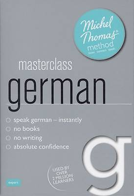 Masterclass German (Learn German with the Michel Thomas Method) by Thomas, Miche