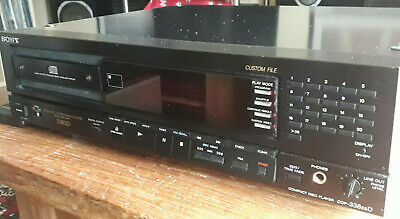 Sony CDP 338 ESD CD Player