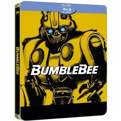 BumbleBee - Steelbook Collector Blu-Ray - Edition Exclusive